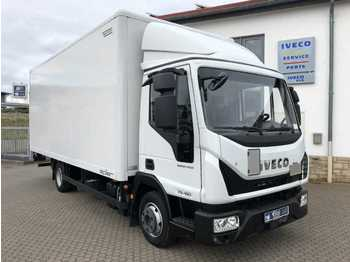 Fourgon grand volume Iveco Eurocargo ML75E19 4x2 Koffer + LBW Klima