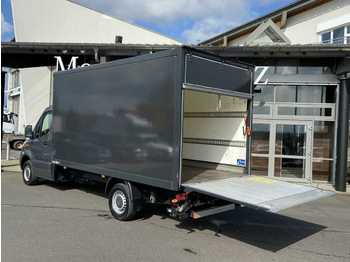 Fourgon grand volume Mercedes-Benz Sprinter 316 CDI 4325 Koffer LBW Klima Schwing