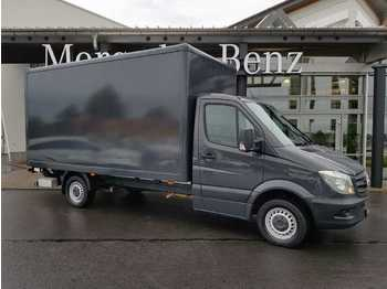 Mercedes-Benz Sprinter 316 CDI Koffer LBW Klima 4.325  - fourgon grand volume