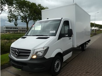 Fourgon grand volume Mercedes-Benz Sprinter 316 CDI bakwagen + laadklep