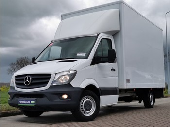 Fourgon grand volume Mercedes-Benz Sprinter 316 bakwagen + laadklep