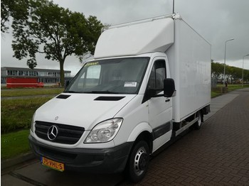 Fourgon grand volume Mercedes-Benz Sprinter 511 CDI bak laadklep
