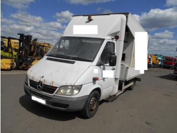Fourgon grand volume Mercedes Sprinter 316 CDI: photos 1