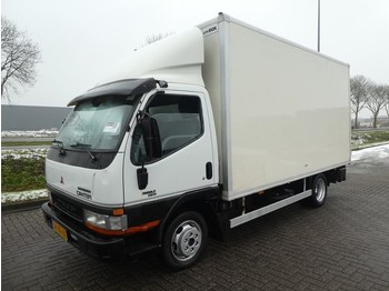 Mitsubishi Canter 35 BOX/LIFT gesloten bak/laadkle - fourgon grand volume
