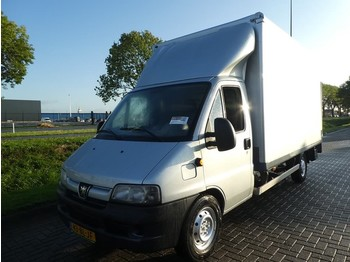 Fourgon grand volume Peugeot Boxer