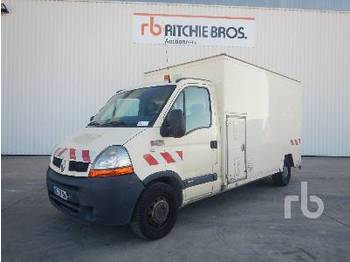 RENAULT MASTER - fourgon grand volume
