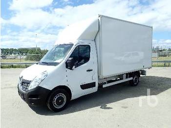 Fourgon grand volume RENAULT MASTER DCI 4x2