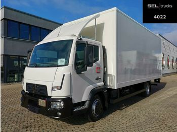 Renault D 7.5 / Ladebordwand  - fourgon grand volume