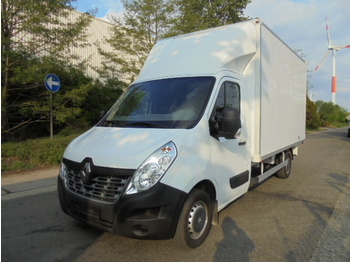 Fourgon grand volume Renault Master 130 DCI