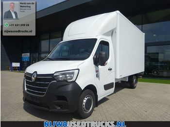 Fourgon grand volume Renault Master T35 165 nieuw Not registered + Laadklep