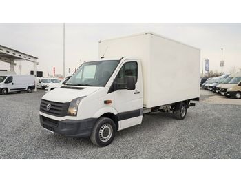 Volkswagen Crafter 2.0TDI/105kw KOFFER 8PAL/LBW  - fourgon grand volume