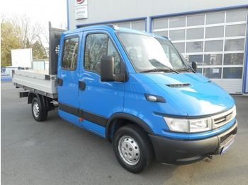 Fourgon plateau Iveco Daily 29L12 D AHK