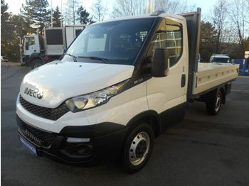 Iveco Daily 35S15/3.0L Euro5 AHK ZV  - fourgon plateau