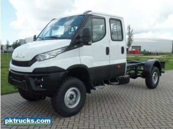 Fourgon plateau Iveco Daily 55S15DW