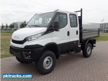 Fourgon plateau Iveco Daily 55S15DW (11 Units)