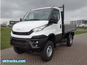 Fourgon plateau Iveco Daily 55-170 (10 Units): photos 1
