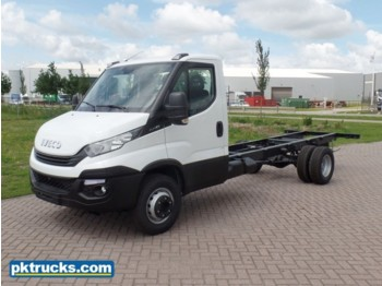 Fourgon plateau Iveco Daily 70C15 (4 Units)