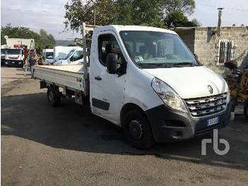 RENAULT MASTER DCI 125 - fourgon plateau