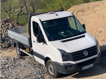 VW Crafter - fourgon plateau