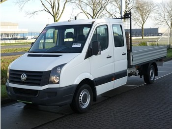 Volkswagen Crafter 35 2.0 tdi pudc  xxl - fourgon plateau