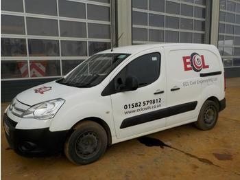 Fourgon utilitaire 2009 Citreon Berlingo