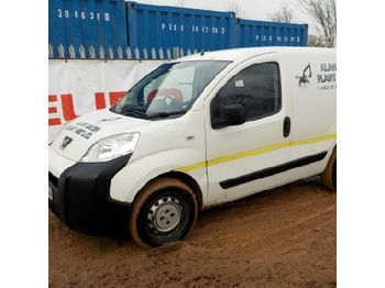 2010 Peugeot Bipper - fourgon utilitaire