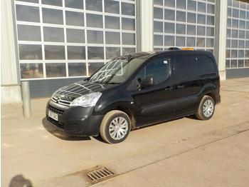 Fourgon utilitaire 2017 Citreon BERLINGO 625