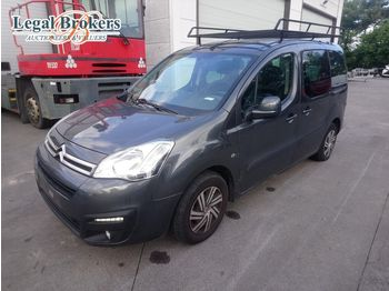 Fourgon utilitaire CITROEN Berlingo 1.6 BlueHDi - Stationwagen(UPDATE)