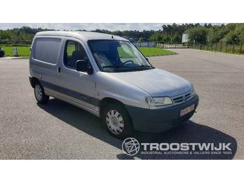Fourgon utilitaire Citroën Berlingo: photos 1