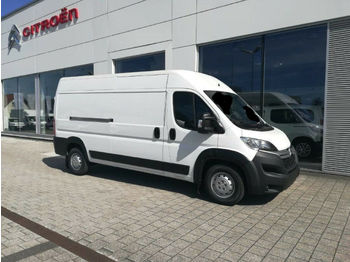 Fourgon utilitaire Citroën Jumper 140 35 BlueHDI L3H2 Klima LED