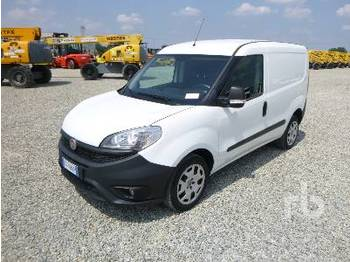Fourgon utilitaire FIAT DOBLO' CARGO 1.4T-Jet Natural Power
