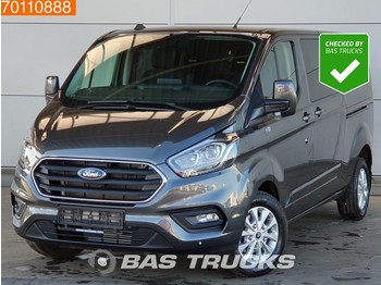 Ford Transit Custom 2.0 TDCI 130PK DC Limited Automaat Navigatie Camera 320 L2H1 4m3 A/C Double cabin Towbar Cruise control - fourgon utilitaire