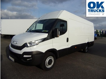 Fourgon utilitaire IVECO Daily 35S14A8V Hi-Matic, DAB, Klima, AHK