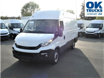 Fourgon utilitaire IVECO Daily 35S16V, Würth-Regalsystem links