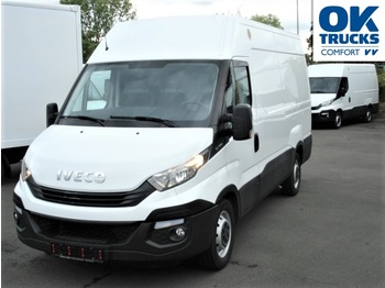 Fourgon utilitaire IVECO Daily 35S16V, Würth Regalsystem links