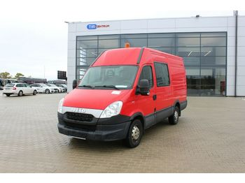 Iveco DAILY 35S11 SV, 6 SEATS , AUXILIARY HEATING  - fourgon utilitaire