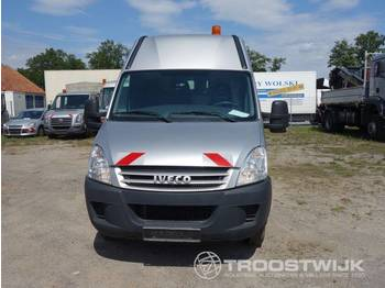 Iveco Daily 3.0 AGILE - fourgon utilitaire