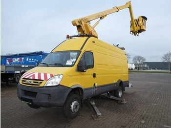 Iveco Daily 65C18 maxi hoogwerker - fourgon utilitaire