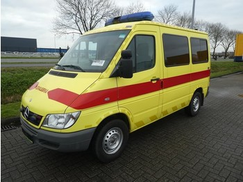 Mercedes-Benz Sprinter 213 cdi ambulance eu3 - fourgon utilitaire