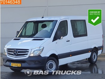 Mercedes-Benz Sprinter 313 CDI Automaat L2H1 Dubbel Cabine Trekhaak Airco 6m3 A/C Double cabin Towbar - fourgon utilitaire