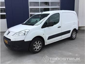 Fourgon utilitaire Peugeot Partner 120 l1 1.6hdif 66kw - 2pl