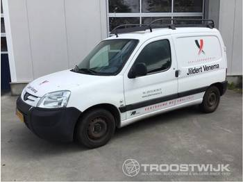 Fourgon utilitaire Peugeot Partner 170c 1.6hdi - 55kw