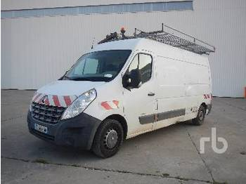 Fourgon utilitaire RENAULT MASTER 125DCI Vehicule Utilitaire