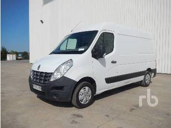 Fourgon utilitaire RENAULT MASTER Vehicule Utilitaire