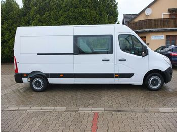 Renault MASTER L3H2 170PS DOKA 7 SITZE  - fourgon utilitaire