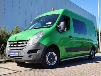 Renault Master 2.3 dci dubbele cabine, - fourgon utilitaire