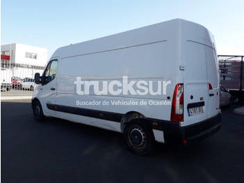 Fourgon utilitaire Renault RENAULT MASTER L3H2