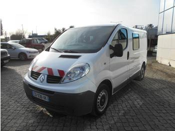 Fourgon utilitaire Renault Trafic 2,0L DCI 115 CV