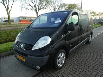 Renault Trafic 2.5 DCI dubbel cabine lang m - fourgon utilitaire