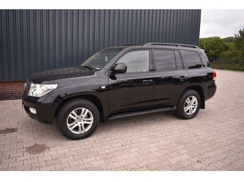 Toyota Landcruiser, light load - fourgon utilitaire